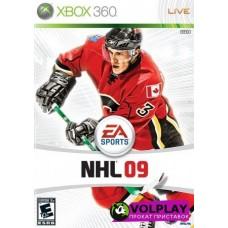 NHL 09 (2008) XBOX360