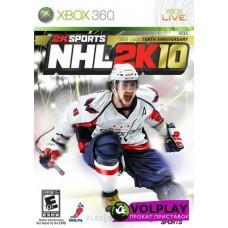 NHL 2K10 (2009) XBOX360
