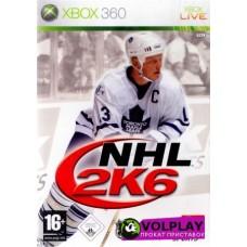 NHL 2K6 (2005) XBOX360