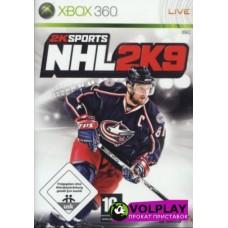NHL 2K9 (2008) XBOX360