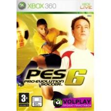 Pro Evolution Soccer 6 (2006) XBOX360