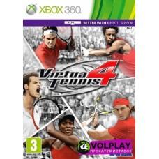 Virtua Tennis 4 (2011) XBOX360