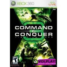 Command & Conquer 3: Tiberium Wars (2007) XBOX360