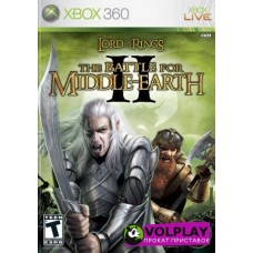 Lord of the Rings Battle for Middle Earth II (2006) XBOX360