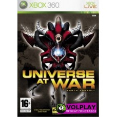 Universe at War: Earth Assault (2008) XBOX360
